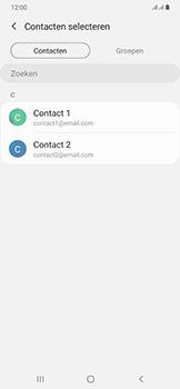 Samsung Galaxy A50 - E-mail - e-mail versturen - Stap 7