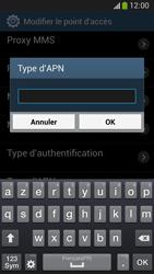 Samsung C105 Galaxy S IV Zoom LTE - Internet - Configuration manuelle - Étape 14