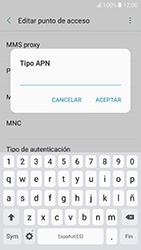 Samsung Galaxy A5 (2017) (A520) - Mensajería - Configurar el equipo para mensajes multimedia - Paso 13