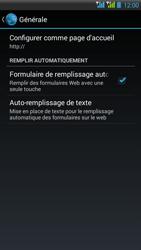 HTC Desire 516 - Internet - Configuration manuelle - Étape 22