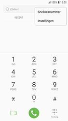 Samsung Galaxy Xcover 4 - Voicemail - Handmatig instellen - Stap 5