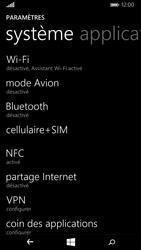 Nokia Lumia 735 - Internet - activer ou désactiver - Étape 4