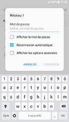 Samsung Galaxy A3 (2017) (A320) - Internet et connexion - Accéder au réseau Wi-Fi - Étape 8