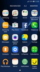Samsung Galaxy S7 - Contact, Appels, SMS/MMS - Ajouter un contact - Étape 3