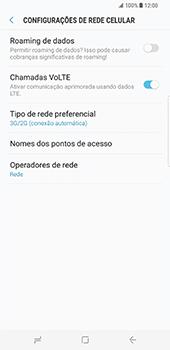 Samsung Galaxy S8 Plus - Internet no telemóvel - Como ativar 4G -  6