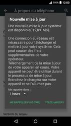 Acer Liquid Z530 - Réseau - Installation de mises à jour - Étape 8