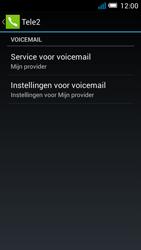Alcatel POP C7 (OT-7041X) - Voicemail - handmatig instellen - Stap 9