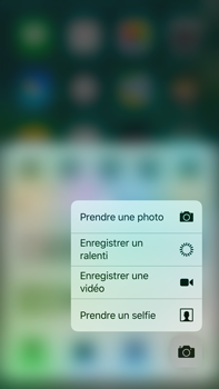 Apple Apple iPhone 6s Plus iOS 10 - iOS features - Centre de contrôle - Étape 8