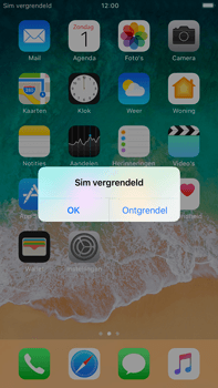 Apple iPhone 6s Plus iOS 11 - Internet - handmatig instellen - Stap 15