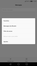 Huawei P9 - Mensajería - Configurar el equipo para mensajes de texto - Paso 5