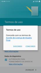 Samsung Galaxy S7 - Primeiros passos - Como ativar seu aparelho - Etapa 7
