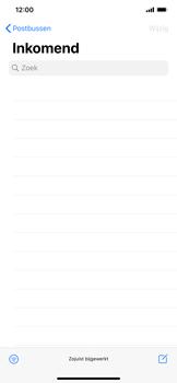 Apple iPhone XR - iOS 13 - E-mail - Bericht met attachment versturen - Stap 3