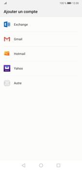 Huawei P20 Pro Android Pie - E-mail - Configuration manuelle - Étape 4