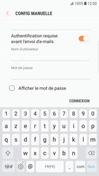 Samsung Galaxy S6 Edge - Android Nougat - E-mail - Configurer l