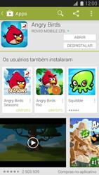 Samsung G900F Galaxy S5 - Aplicativos - Como baixar aplicativos - Etapa 19