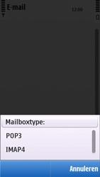 Nokia C5-03 - E-mail - e-mail instellen: POP3 - Stap 11