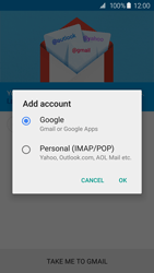 Samsung G925F Galaxy S6 Edge - E-mail - Manual configuration (gmail) - Step 8