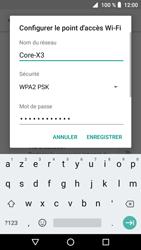 Crosscall Core X3 - Internet et connexion - Partager votre connexion en Wi-Fi - Étape 8