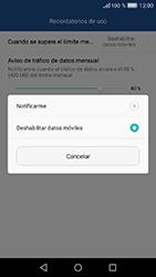 Huawei Y6 (2017) - Internet - Ver uso de datos - Paso 9