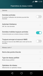 Huawei P8 Lite - Internet - activer ou désactiver - Étape 6