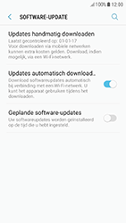 Samsung Galaxy A3 (2017) - Android Nougat - Software updaten - Update installeren - Stap 5