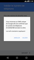 Wiko Rainbow Jam - Dual SIM - Applications - Créer un compte - Étape 8