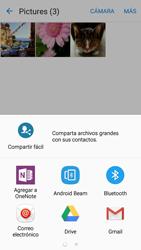 Samsung Galaxy A3 (2016) - Bluetooth - Transferir archivos a través de Bluetooth - Paso 10