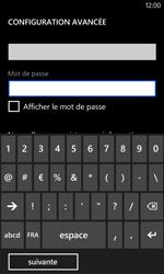 Nokia Lumia 520 - E-mail - Configuration manuelle - Étape 9