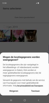 Samsung Galaxy S10 - MMS - afbeeldingen verzenden - Stap 17