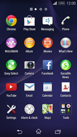 Sony D2203 Xperia E3 - Applications - Downloading applications - Step 3