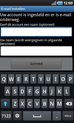Samsung I9000 Galaxy S - E-mail - Handmatig instellen - Stap 12