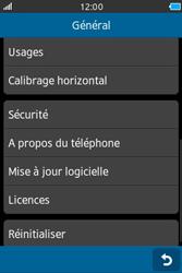 Samsung Wave M - Sécuriser votre mobile - Personnaliser le code PIN de votre carte SIM - Étape 5
