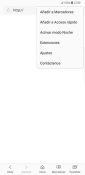 Samsung Galaxy Note 8 - Internet - Configurar Internet - Paso 24
