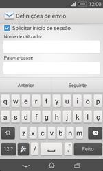 Sony Xperia E1 - Email - Configurar a conta de Email -  15