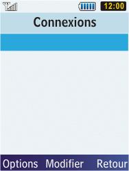 Samsung C3350 Xcover 2 - Internet - configuration manuelle - Étape 13