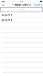 Apple iPhone 6s iOS 9 - Mensajería - Escribir y enviar un mensaje multimedia - Paso 5