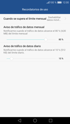 Huawei P9 Lite - Internet - Ver uso de datos - Paso 12
