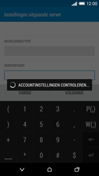 HTC One (M8) Mini 4G - E-mail - Handmatig instellen - Stap 17
