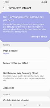 Samsung Galaxy A40 - Internet - configuration manuelle - Étape 27
