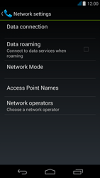 Acer Liquid Z500 - Mms - Manual configuration - Step 6