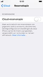 Apple iPhone 5s - iOS 12 - toestel resetten - back-up maken met jouw account - stap 12