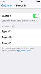 Apple iPhone 5c iOS 9 - WiFi et Bluetooth - Jumeler votre téléphone avec un accessoire bluetooth - Étape 5
