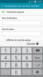 Samsung Galaxy A3 (A300FU) - E-mails - Ajouter ou modifier un compte e-mail - Étape 13