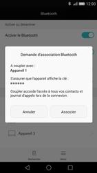 Huawei P8 - WiFi et Bluetooth - Jumeler votre téléphone avec un accessoire bluetooth - Étape 6