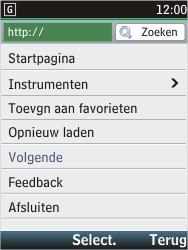 Nokia C2-05 - Internet - Internetten - Stap 16