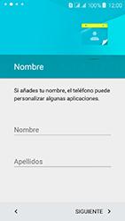 Samsung Galaxy J3 (2016) DualSim (J320) - Primeros pasos - Activar el equipo - Paso 11