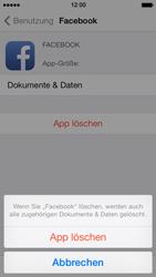 löschen von apps iphone 7