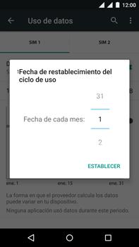 Motorola Moto X Play - Internet - Ver uso de datos - Paso 7