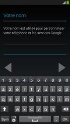 Samsung Galaxy S4 - Premiers pas - Créer un compte - Étape 11