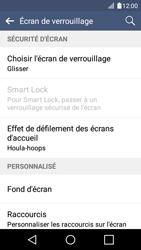 LG K4 - Sécuriser votre mobile - Activer le code de verrouillage - Étape 6